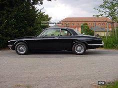 Diamler XJC V12 Jaguar 1975