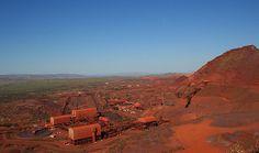 Iron Ore, Western Australia