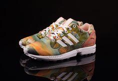 De 36 beste bildene for Adidas zx flux   Sko, Nike