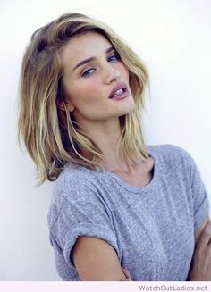 Perfect long bob style