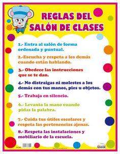 1000 images about classroom rules on pinterest for 10 reglas del salon de clases en ingles