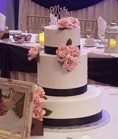 Calumet Bakery Wedding Cake No. 62
