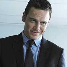 """ Michael Fassbender in The Counselor (2013) """