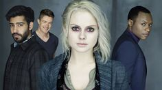izombie tv show cast - Google Search