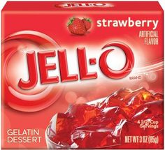 Jell-O Gelatin Dessert Only $0.41/Each At Walmart With Printable Coupon!