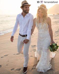 Casamento de Andreia e Marcus no Luai Cabanas em Maresias
