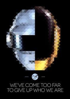 Daft Punk Lyrics - Get Lucky ft. Pharrell Williams