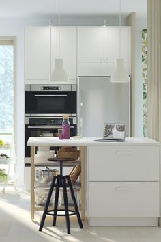 Whatever you're cooking, your local IKEA store has the appliances for all your kitchen needs. They're designed to give you all the performance and features you want while using as little energy as possible, so you save money on your bills and live a more sustainable life at home.