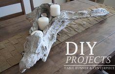 Bewolf DIY Table runner & Centerpiece...