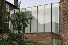 """elektra house"" by david adjaye London United Kingdom, Box Houses, House Extensions, Around The Worlds, Exterior, Patio, Luxury, Floors, Cube"
