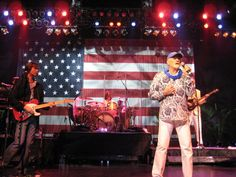 The Beach Boys at the Luhrs Center Shippensburg, PA Feb 2008. Great show with my mom!
