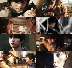 Song Joong Ki in Werewolf Boy Boy Movie, Movie Tv, A Frozen Flower, Sungkyunkwan Scandal, A Werewolf Boy, Movies For Boys, Park Bo Young, Innocent Man, City Hunter