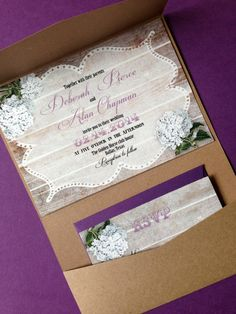rustic romantic vintage inspired hydrangea by CupidDesigns on Etsy, $4.50