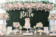 Quinceanera Party Planning – 5 Secrets For Having The Best Mexican Birthday Party Deco Baby Shower, Floral Baby Shower, Shower Party, Bridal Shower, Baby Shower Roses, Baby Shower Backdrop, Girl Baby Shower Decorations, Baby Shower Themes, Birthday Party Decorations
