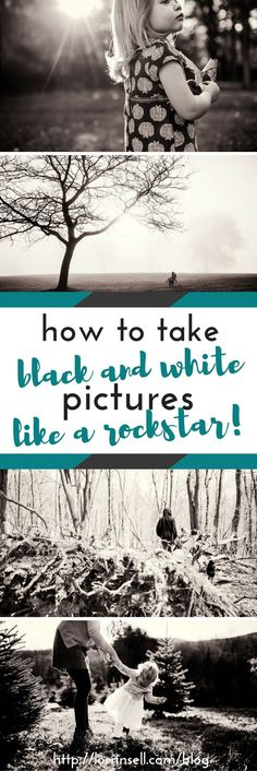 i love these ideas for things you can do to make your black and white pictures better. great tips!
