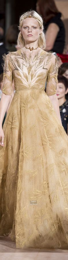 VALENTINO Collection FALL COUTURE 2015 (Rome)