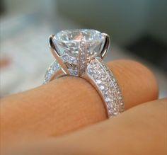 Bling Bling and some more Bing Bling Bling, Ring Set, Ring Verlobung, Solitaire Ring, Pave Ring, Wedding Engagement, Wedding Bands, Engagement Rings, Wedding Ring