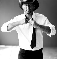 Tim McGraw. I seriously can't wait to see him in concert!! #inlove