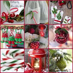 ~Katarina~Collage by Miss Katarina - Collagen - noel Christmas Events, Christmas Mood, Country Christmas, All Things Christmas, Christmas Bulbs, Christmas Crafts, Christmas Decorations, Xmas, Holiday Decor