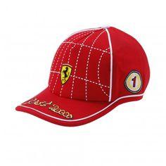 Kid's Ferrari Pilot cap - Ferrari Store