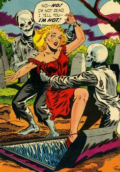 ~ Tormented #1 (1954)