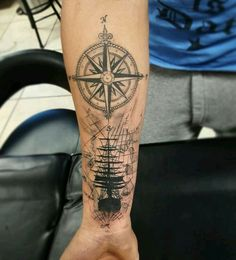 If you are looking for nautical star tattoo designs and meaning. Here we have amazing nautical star tattoo designs and ideas for men and women with meanings Weird Tattoos, Trendy Tattoos, Small Tattoos, Tattoos For Guys, Cool Tattoos, Star Tattoos For Men, Amazing Tattoos, Forearm Tattoos, Body Art Tattoos