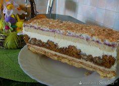 ROZKOS PODNEBIA Russian Recipes, Homemade Cakes, Vanilla Cake, Tiramisu, Cheesecake, Baking, Ethnic Recipes, Sweet, Food