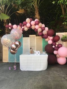 Check out this item in my Etsy shop https://www.etsy.com/au/listing/604540639/balloon-garland-4m-jumbo-diy-kit-solid