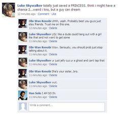 star wars facebook