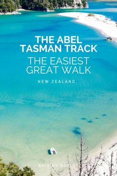 The Abel Tasman Track is the easiest Great Walk of New Zealand. Read this to see why it's also one of our favourites! New Zealand Itinerary, New Zealand Travel, Kia Ora, Parks, New Zealand Adventure, New Zealand South Island, Great Walks, Destination Voyage, Australia Travel