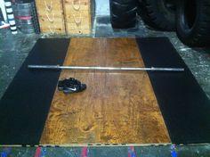 Making a lifting platform