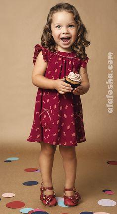 ALALOSHA: VOGUE ENFANTS: Lilica Ripilica SS'14 Toddler collection