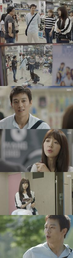 "[Spoiler] 'Doctors' Kim Rae-won and Park Shin-hye, their intense first encounter: ""Let's date"""