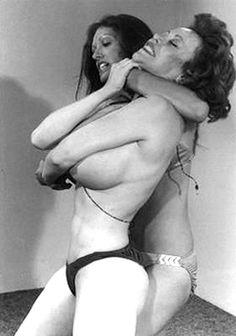 Topless Women Wrestling 15