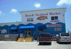 Beach Seafood Market & Grill, Ft. Myers Beach, FL - best seafood market in south Florida moved to a new location 17650 San Carlos Blvd, Fort Myers Beach, FL