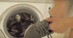 Természetesen be szabad tenni a cipőt a mosógépbe, csak nem mindegy hogyan. Washing Machine, Keto, Sneakers, Shoes, Minden, Homemade, Tennis, Slippers, Zapatos