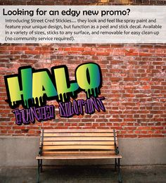 Promotionally Yours: April Fools from Halo... Looking for edgy ideas?- ...