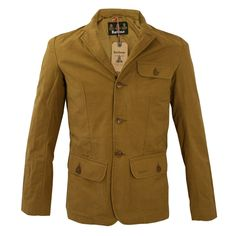 Barbour Clothing Barbour Stock Sand Blazer
