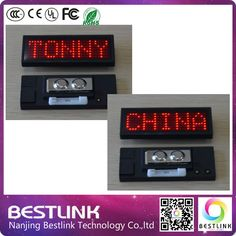 red color led name tag with magnet and pin, B729 7*29 pixel red rechargeable scrolling name badge business card for advertising     Tag a friend who would love this!     FREE Shipping Worldwide   http://olx.webdesgincompany.com/    Buy one here---> http://webdesgincompany.com/products/red-color-led-name-tag-with-magnet-and-pin-b729-729-pixel-red-rechargeable-scrolling-name-badge-business-card-for-advertising/