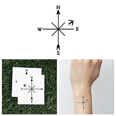 Image result for simple compass
