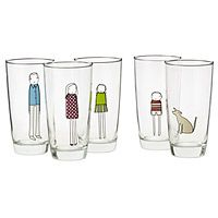 FAMILY GLASSWARE|UncommonGoods
