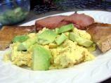 MyFridgeFood - Avocado Eggs