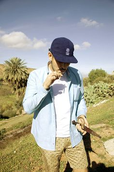 Image of Stussy Deluxe 2013 Spring Lookbook by Shaniqwa Jarvis