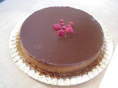 Pastís mousse de xocolata,Maria Encinas
