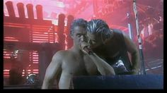 Till Lindemann and Richard Kruspe