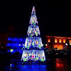 #cadiz #navidad #christmas #arbol #tree #luz #light #night #paisaje #landscape #nature #amazing #blue #instagood #like #photo #followme #nice #igers #tbt #love #cool #picture #noel by palomagss