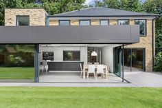 AR Design Studio have completed the extension and refurbishment of an existing house in England.