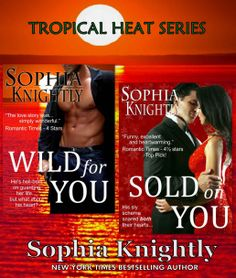 """Read """"Tropical Heat Box Set Books 2 & by Sophia Knightly available from Rakuten Kobo. New York Times and USA Today bestselling author Sophia Knightly delivers two fun, sexy and heartwarming romances of her . Desert King, Jennifer Lewis, Tropical Heat, Romantic Times, Love Box, Book Nooks, Free Kindle Books, Romance Novels, What Is Life About"""