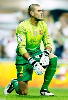 Victor Valdés ⚽ FC Barcelona.@Jorge Martinez Martinez Martinez Martinez Cavalcante (JORGENCA)