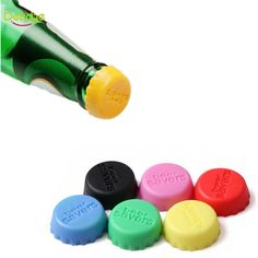 6pcs Drink Saver Spill Proof Caps
